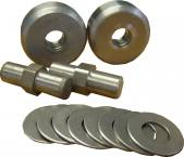 64mm Runner Roller Kit  4101-260-0