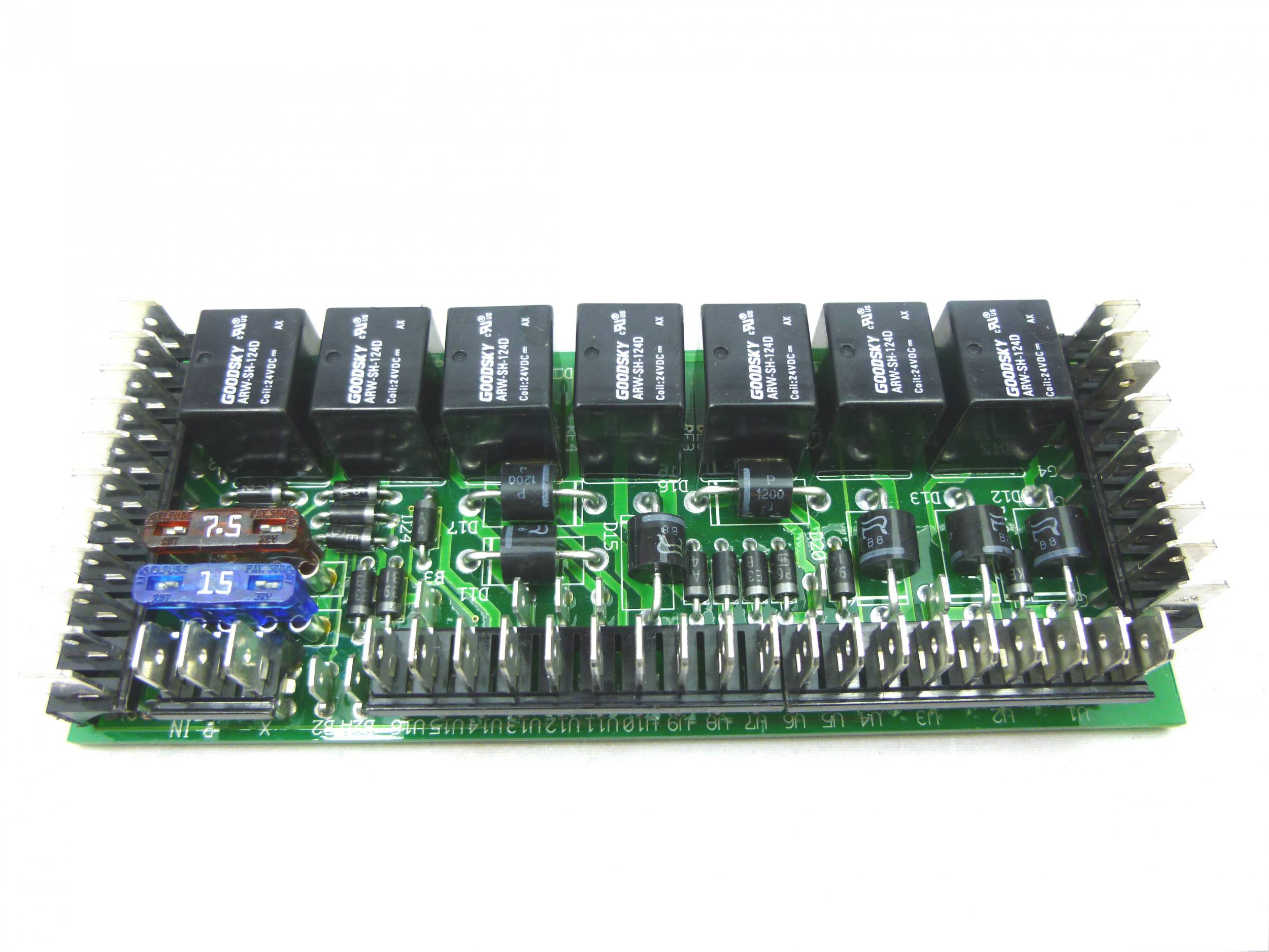 Printed Circuit Board 22066tl At Parts 4 Tail Lifts Sell Boards All Of The That We Have Been Thoroughly Tested By Manufacturer And Proven Fit For Purpose This Ensures Complete Peace Mind Along With