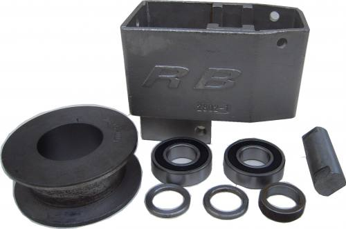 Pulley Kit - With Housing 2923