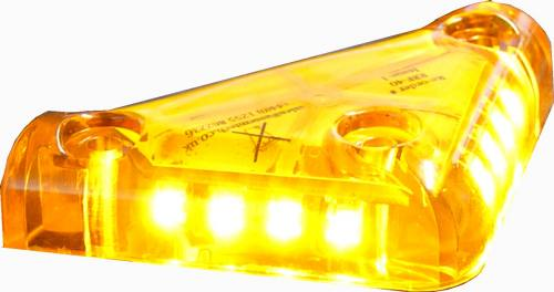 Platform Flashing Light Battery Operated - NO WIRES! P4/PFL001