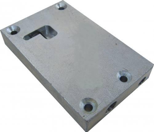Pivot Block for large shoot bolt 4-96760